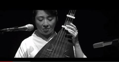 日本の琵琶