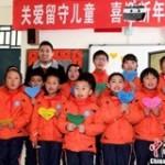 福州小学生の合唱